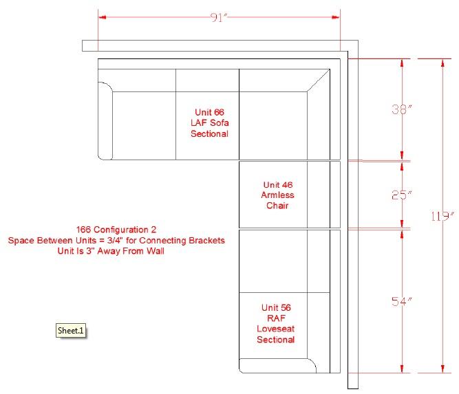 Superb Alenya Quartz Sectional W Chair Lamtechconsult Wood Chair Design Ideas Lamtechconsultcom